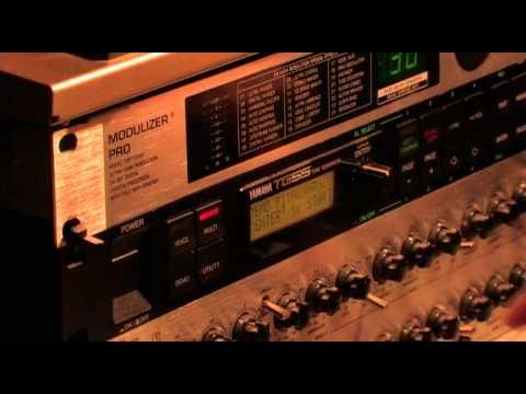 Yamaha TG55 Tone Generator & QX5 Sequencer