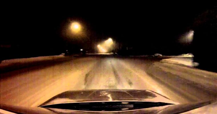 GoPro Hero 3 White – low light dashcam test