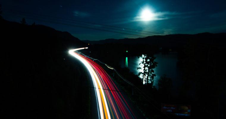 June 12, 2019 – Highway 1 At Night